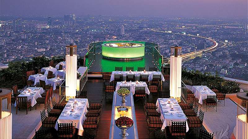 Best Rooftop Bars in The World