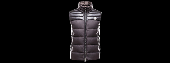 Replica Cheap Moncler Dupres Gilet Brown Down Vest